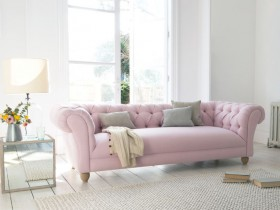 R2R Two Seater All Tufted Design Upholstery