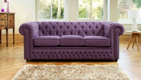 R2R Three Seater All Tufted Design Upholstery